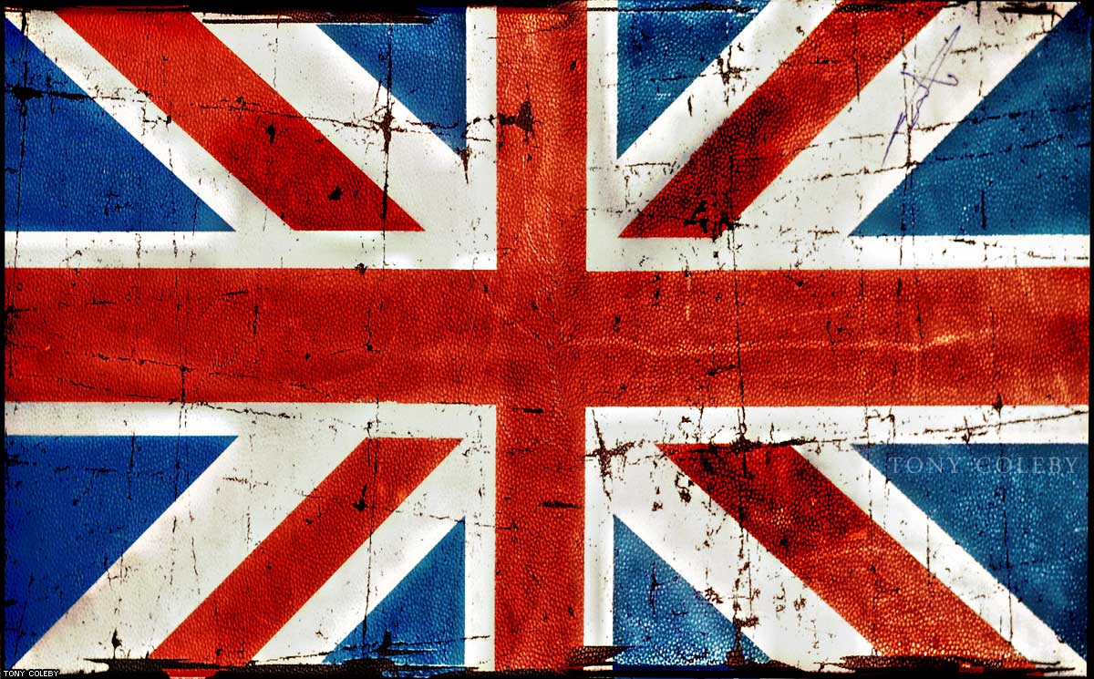 The Union Flag; Battered, Maligned but Still Flying (Tony Coleby, 2010)