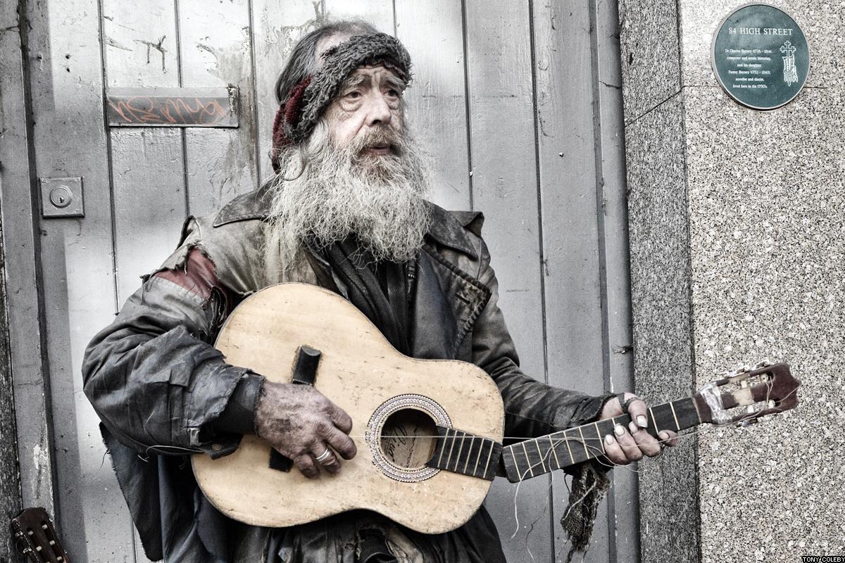 The Legendary One String Guitar Man of Kings Lynn (2013, Tony Coleby)